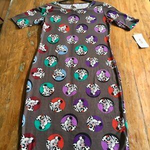 S Disney 101 Dalmatians Julia Dress